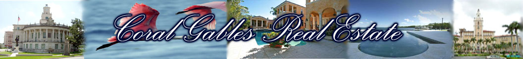 Coral Gables Florida Real Estate, Listing